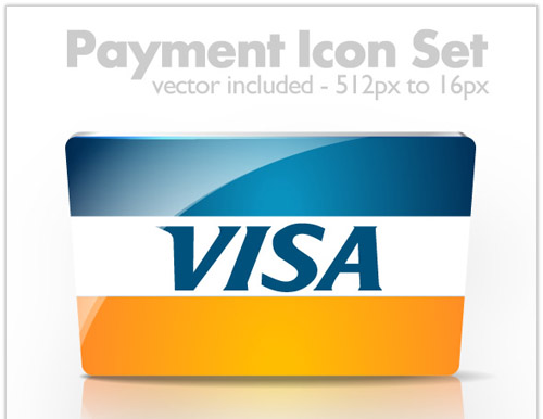 credit card machine icon. credit card icon set.