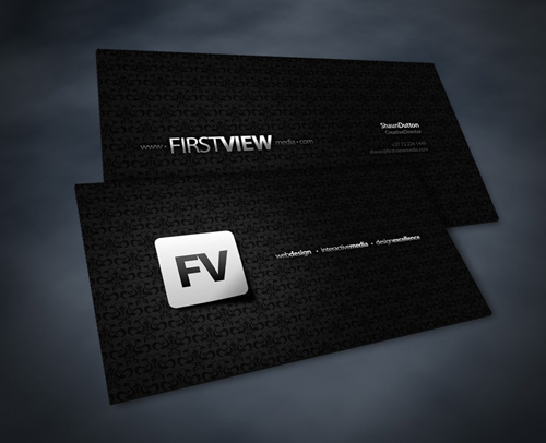 FirstViewBusinessCards18