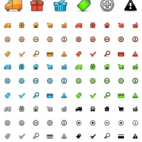 30 Best Free Ecommerce Icon Sets For Online Store
