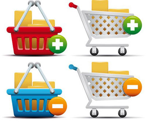 shopping-cart-and-basket-icons13