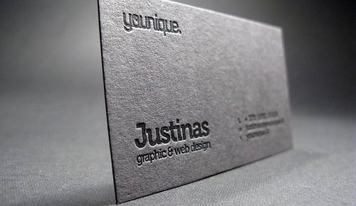 Unique Business Card Designs – Part 1 « Online Printing ...