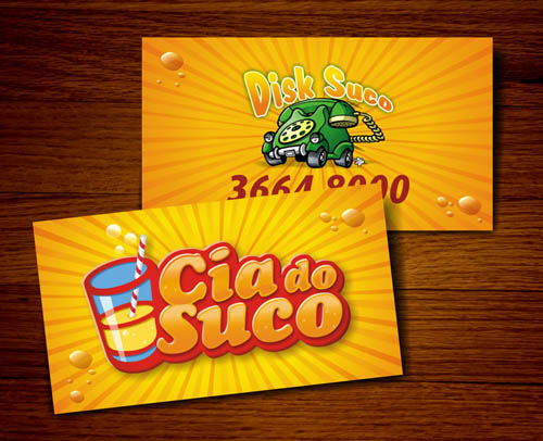 Cia do Suco - Business Cards42
