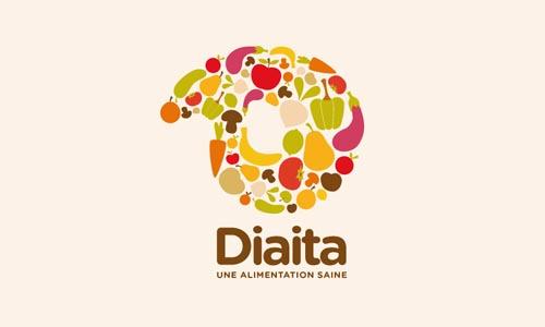 Diaita - Logos 2