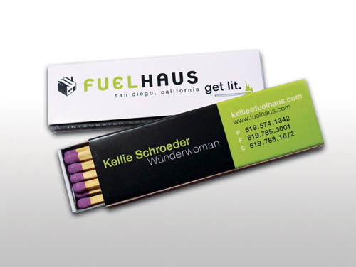 Fuelhaus business cards - Business Cards26