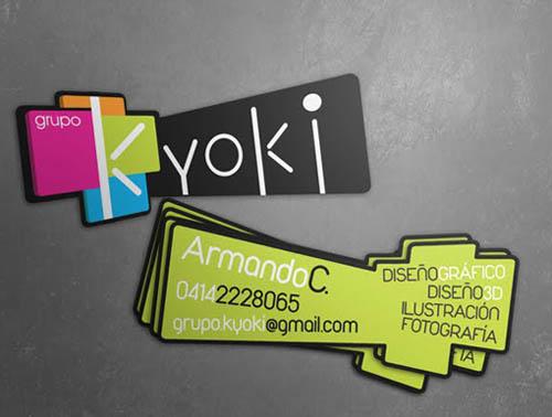 Kyoki's Logo Card5