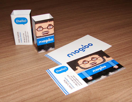 Mogibo business card - Business Cards39