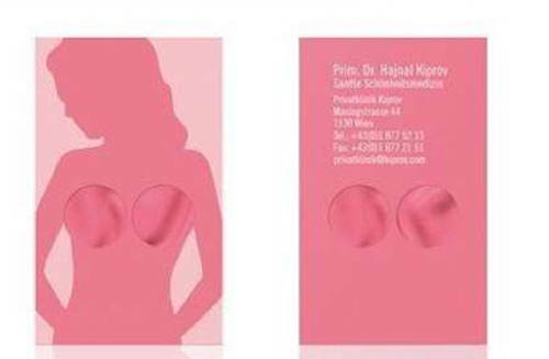 Plastic Surgeon Business Card6