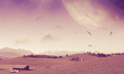Realistic Space Landscape14