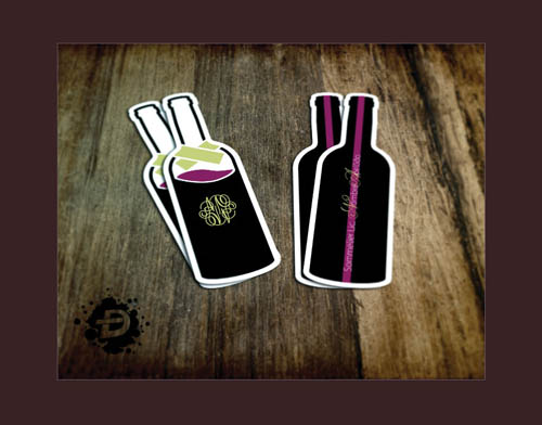 Sommelier Business Cards - Business Cards 28