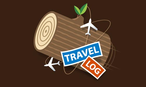 Travel Log - Logos89