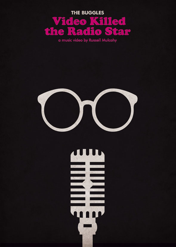 Minimalist Music Video Posters18