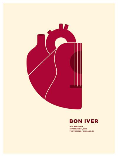 BonIver_Oakland_Gig_Poster_26