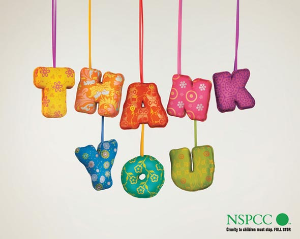 NSPCC Thank You47