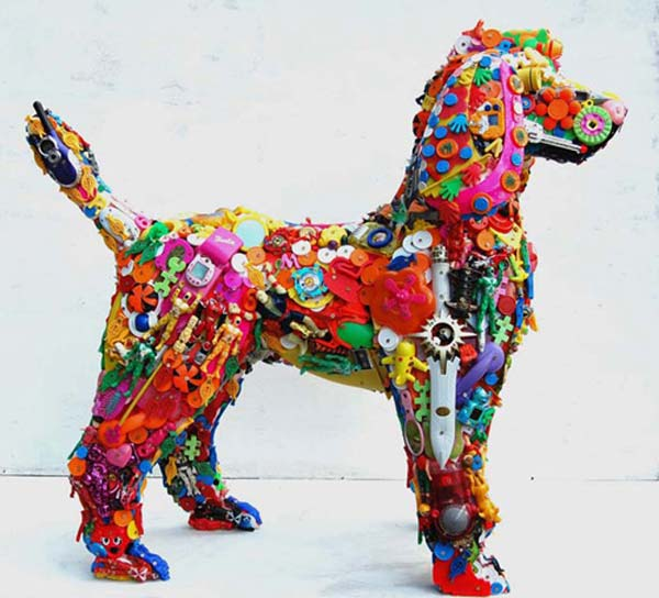 Recycled-Sculpture-Toys
