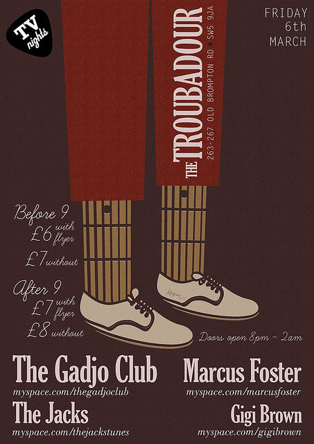 Troubadour Gig Poster_27