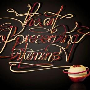 27 Creative & Amazing Typography Arts In Print Advertising