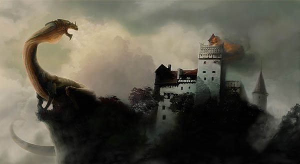 dragon_and_castle_8