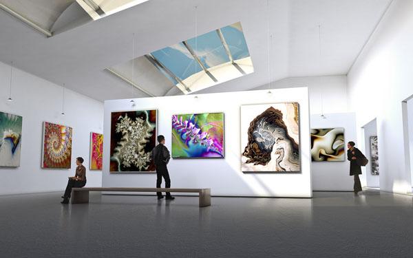 3D___Fractals_at_an_Exhibition_10