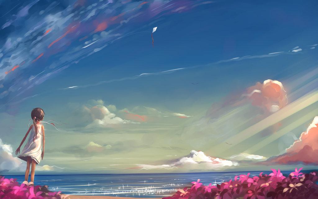 Girl_and_kite_by_Hangmoon_17