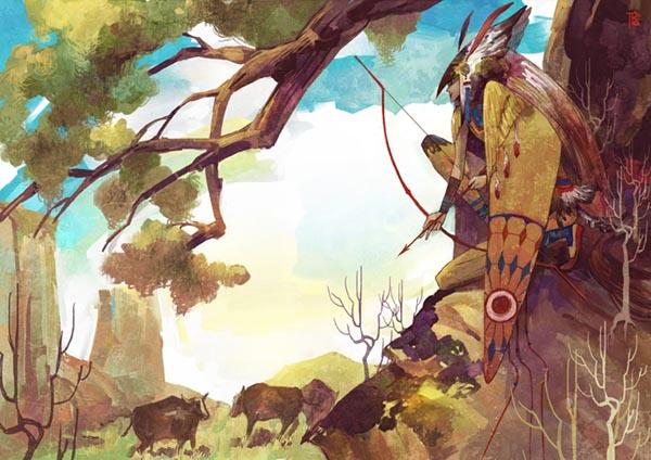 Hunting_by_gtako_25