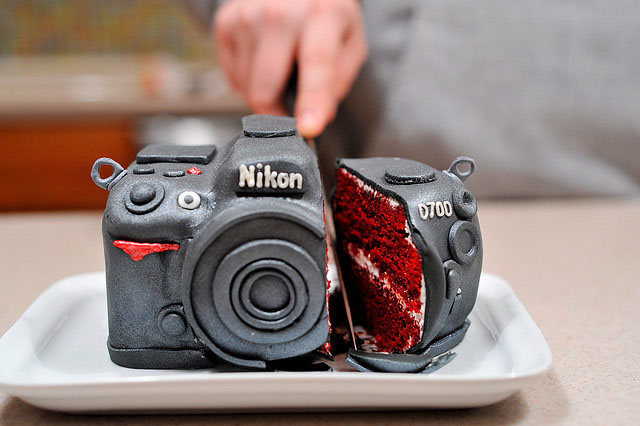 Outstanding Nikon Camera Cake 640 x 426 · 80 kB · jpeg