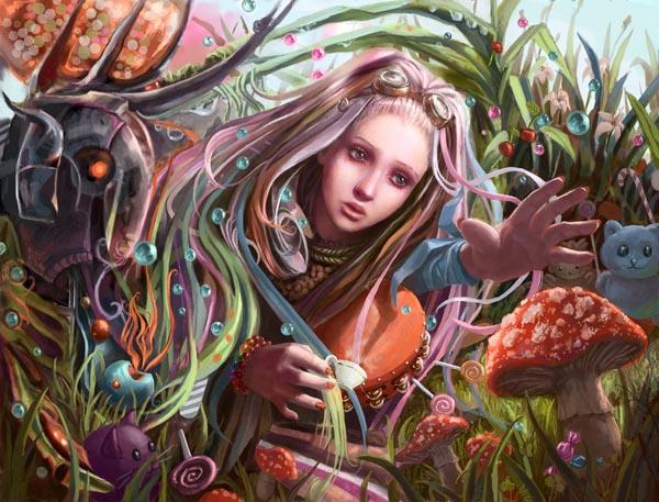 mushroomland