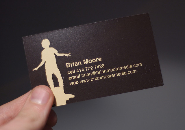 30 Inspirational Personal Business Cards Pixel Curse
