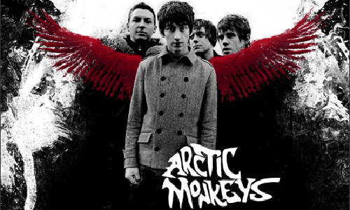 Arctic Monkeys Photoshop Wallpaper Tutorial_11