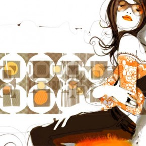 25 Faboulus Fashion Illustrations