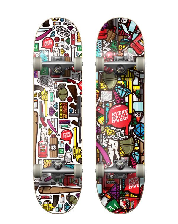 Murderous Intent Skate & Snowboard _7