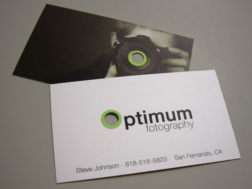 Unique graphy Business Cards