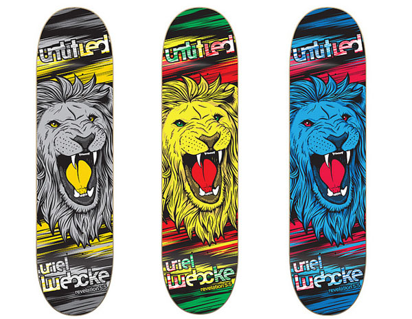 Untitled Skateboards Lion of Judah_45
