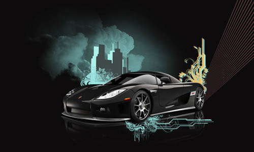 Urban Koenigsegg CCX wallpaper_55