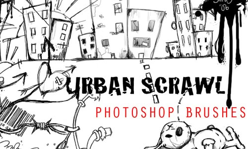 Urban_Scrawl_Photoshop_Brushes_73