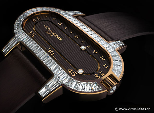 32 Innovative Concept Watch Designs