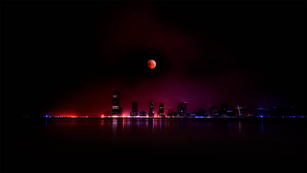 Winter Solstice Lunar Eclipse over Jersey City_12