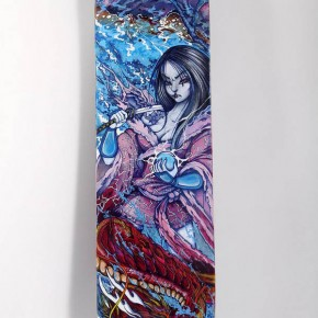 55 Awesome Skateboard Deck Designs