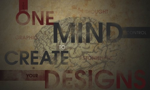 creative graphic typography wallpaper design_16
