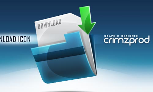 downloads folder icon. Create a Download Folder Icon