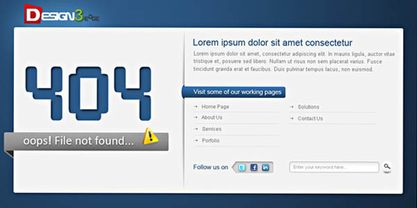 404 Error Template_12