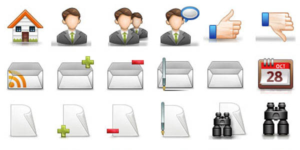 Free PSD Icons  Blogging Icon Set Bimbilini_26