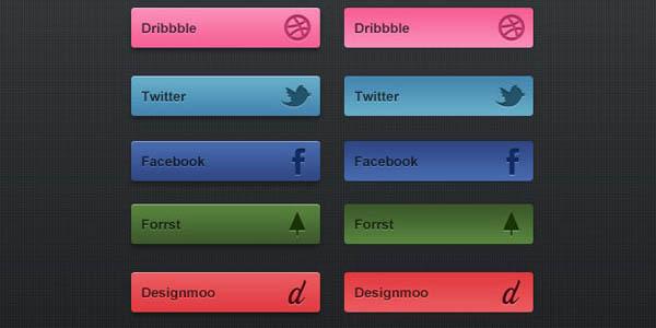 Social buttons_33