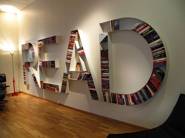 20 Creative Innovative Bookcase Designs
