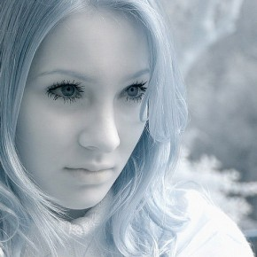 Great Examples Of Infrared Portrait