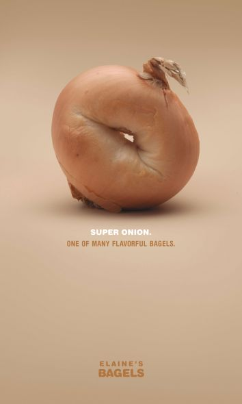 28 creative food print advertising ideas