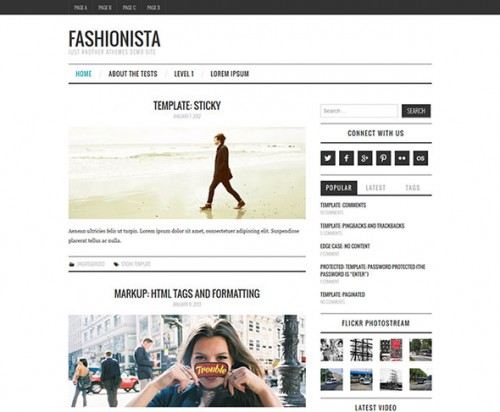 45 Free WordPress Themes Look Stunning On Any Device