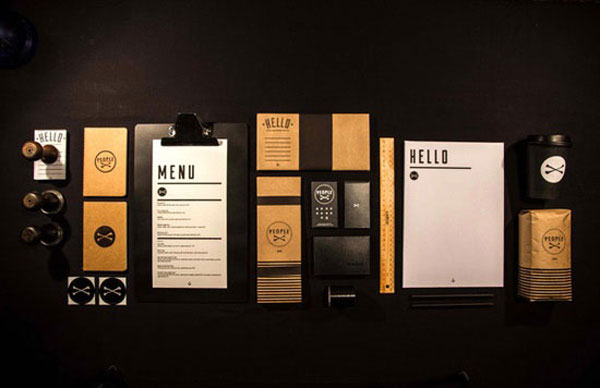 restaurant menu cafe design - Restaurant Menu Design Ideas