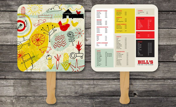 Restaurant Menu Design Ideas : Creative and beautiful restaurant menu designs pixel