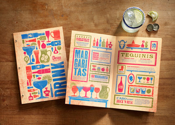 Creative and beautiful restaurant menu designs pixel