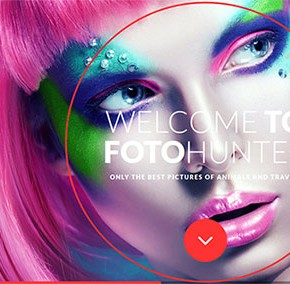 39 Modern Portfolio Photography HTML Website Templates